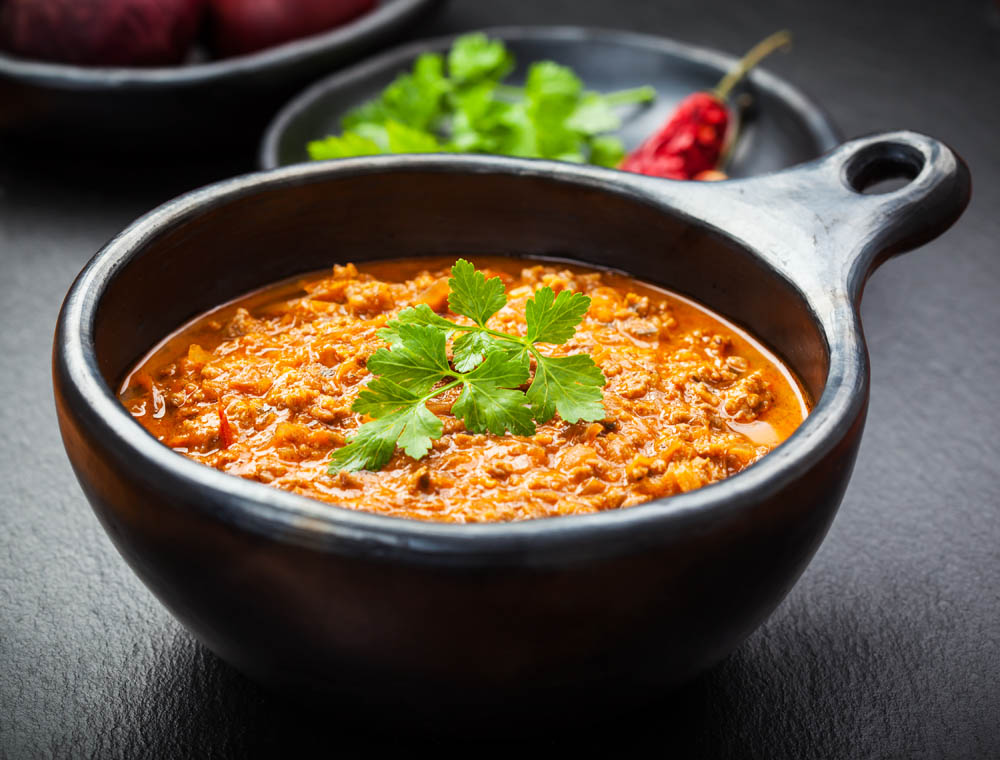 Beanless Chili Con Carne