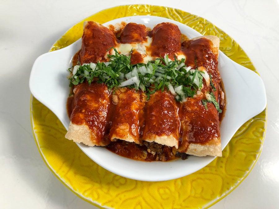 Been Enchiladas