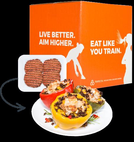 Burger A La Carte Box