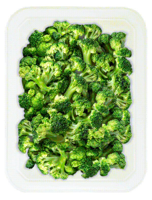 Brocolli-Tray