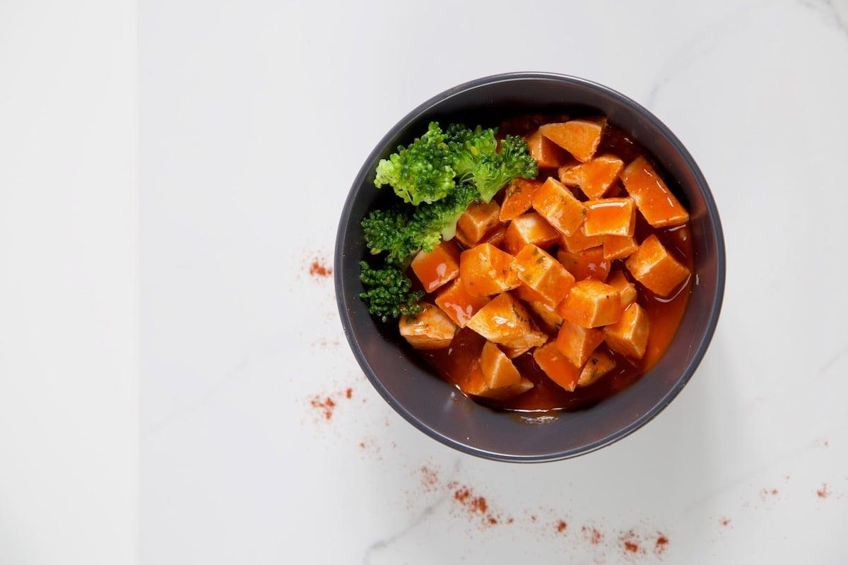 Buffalo-Chicken-Trifecta-Meal-Prep