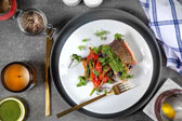 Crusted-Salmon-and-Ratouille1-5