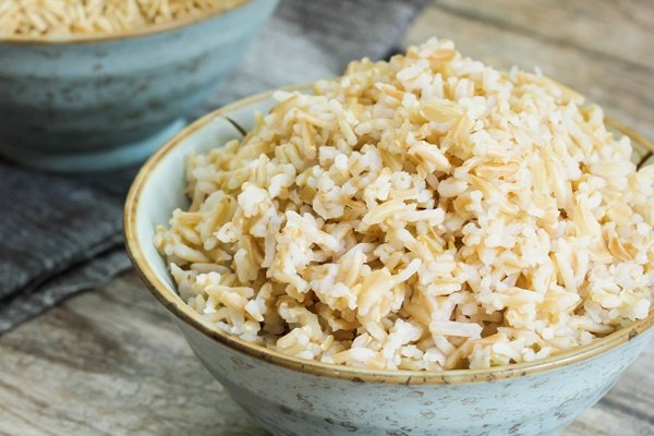 carbs_brown_rice gluten free grains