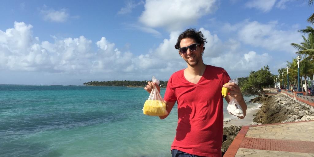 Zach Friedman Paleo Snacks on the Road
