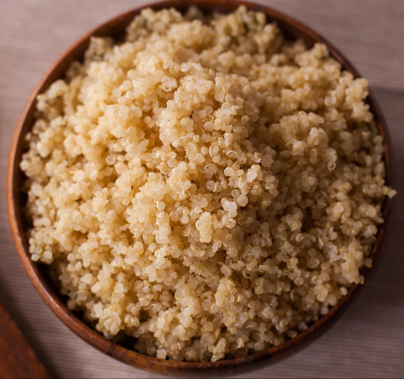 Carbs from Quinoa