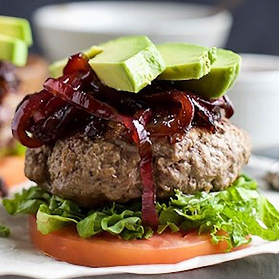 Keto-Burgers-with-Caramelized-Onions-Avocado-Square