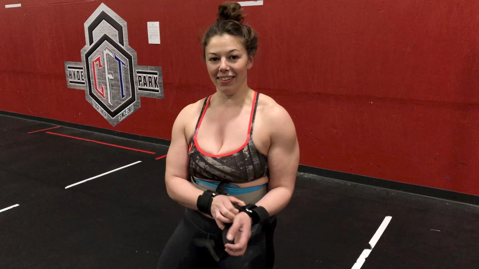 Laurie Maranian Powerlifting