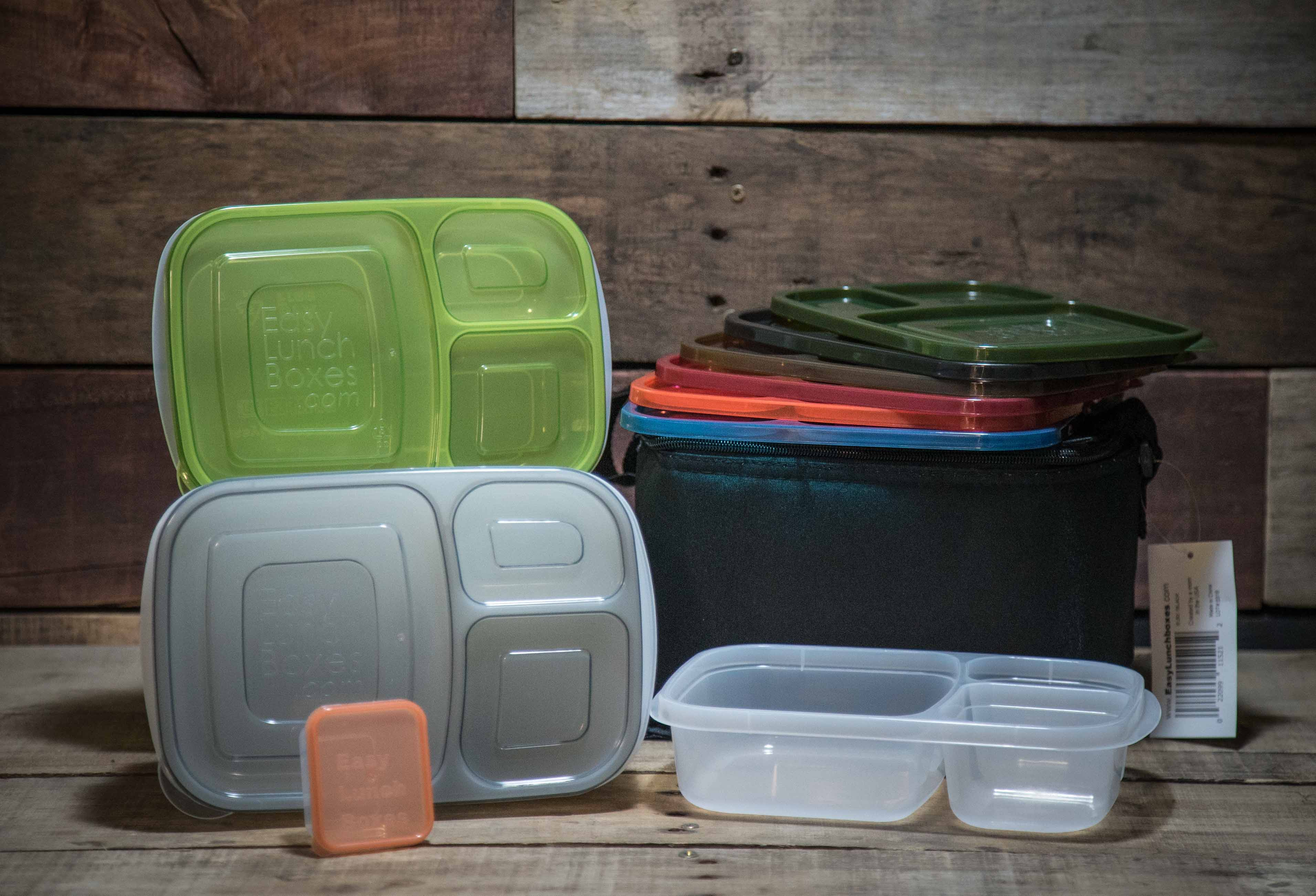 Meal Prep Container easy lunch boxes