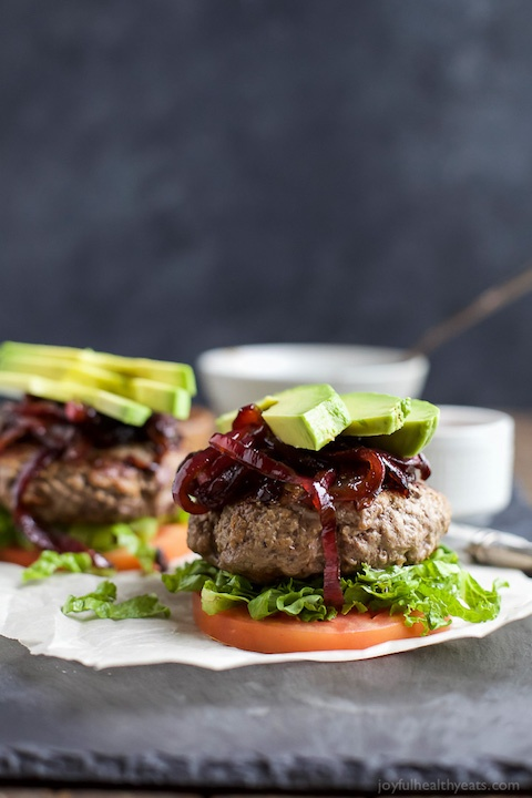 Paleo-Burgers-with-Caramelized-Balsamic-Onions-Avocado-1