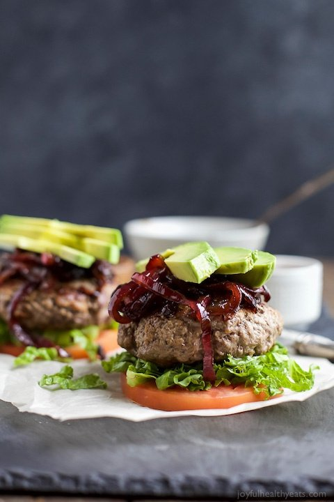 Paleo-Burgers-with-Caramelized-Balsamic-Onions-Avocado-1