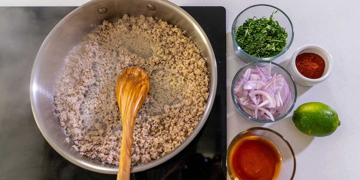 Paleo-Thai-Turkey-Larb-Recipe-Step3