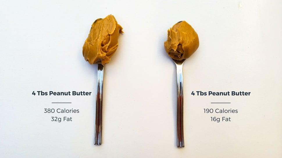 Portion Peanut Butter