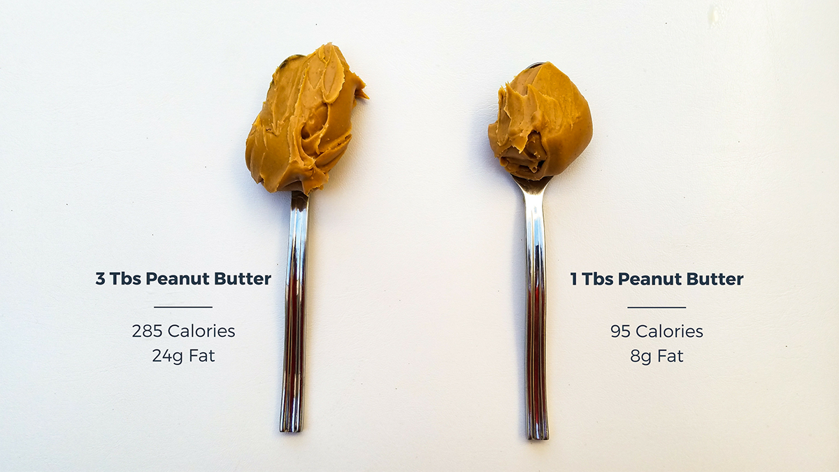 Portion Peanut Butter