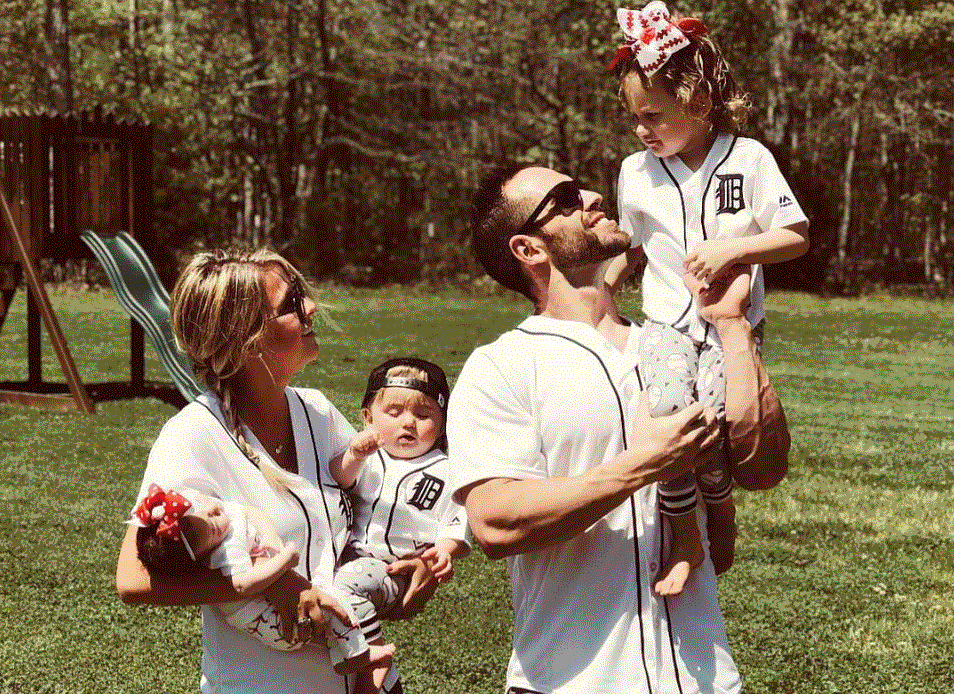 Rich Froning and Family