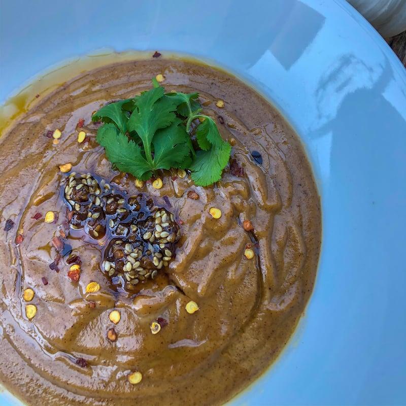 Thai Peanut-Sesame Sauce