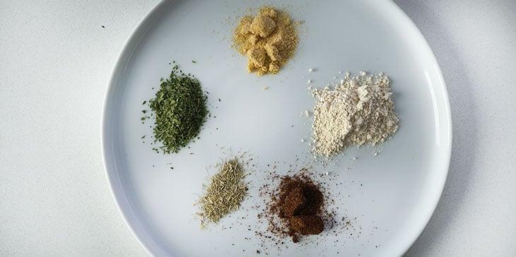 ranch mix for buffalo chicken dip meal prep recipe