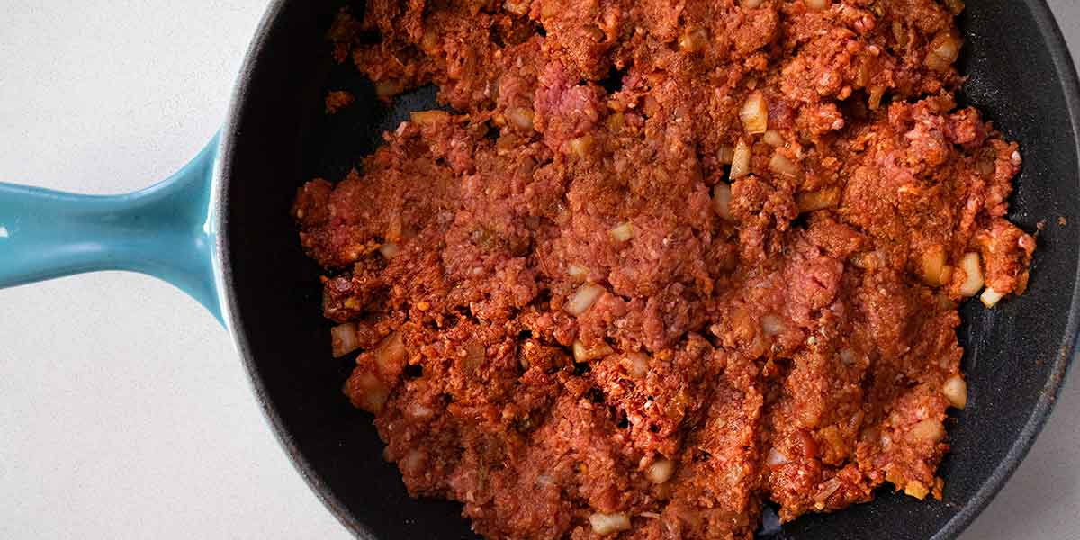 building keto taco casserole recipe