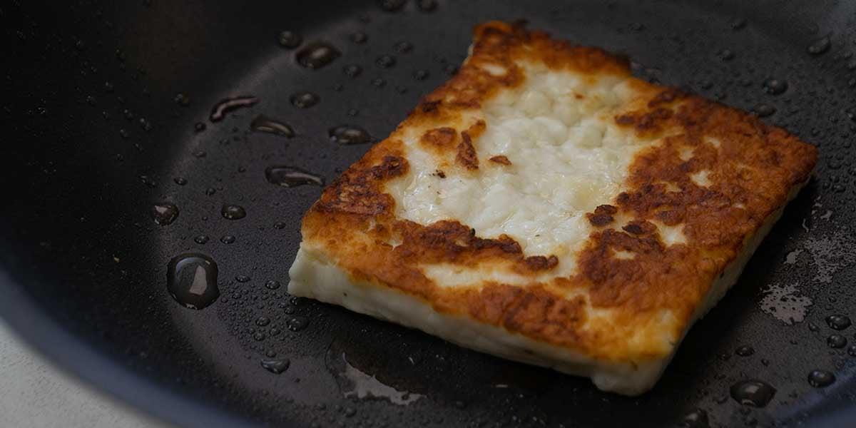 toasting cheese bread for keto avocado toast recipe