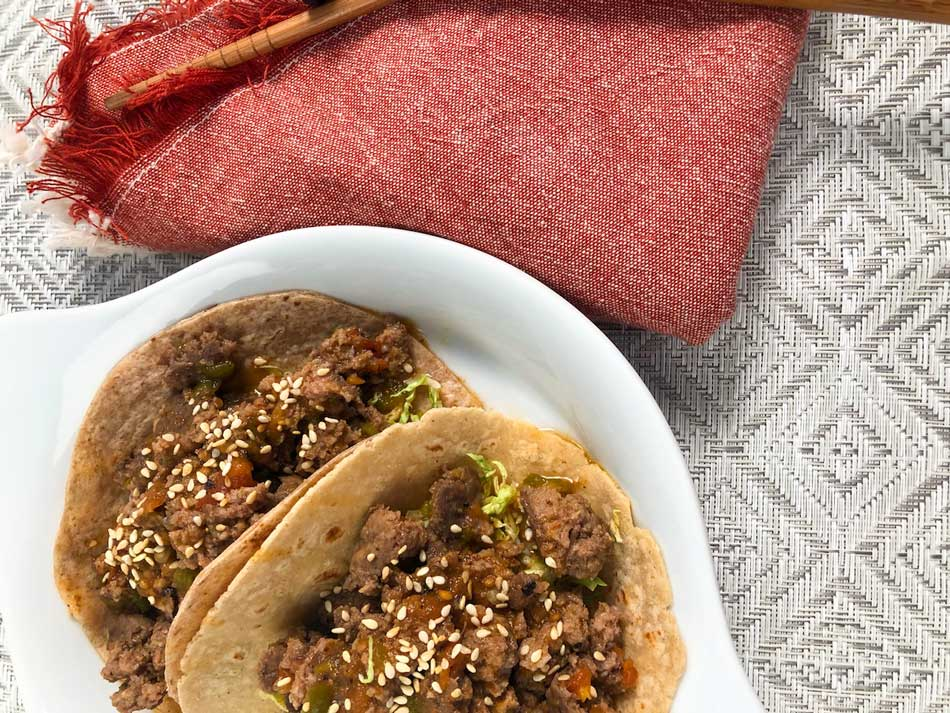 Trifecta Chipotle Beef Tacos