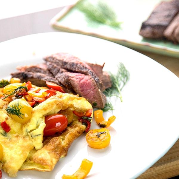 paleo-western-omelette-and-flat-iton-steak1-min
