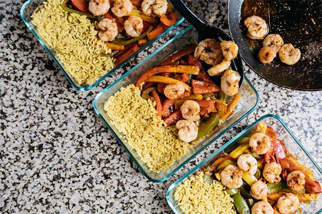 meal prep benefits