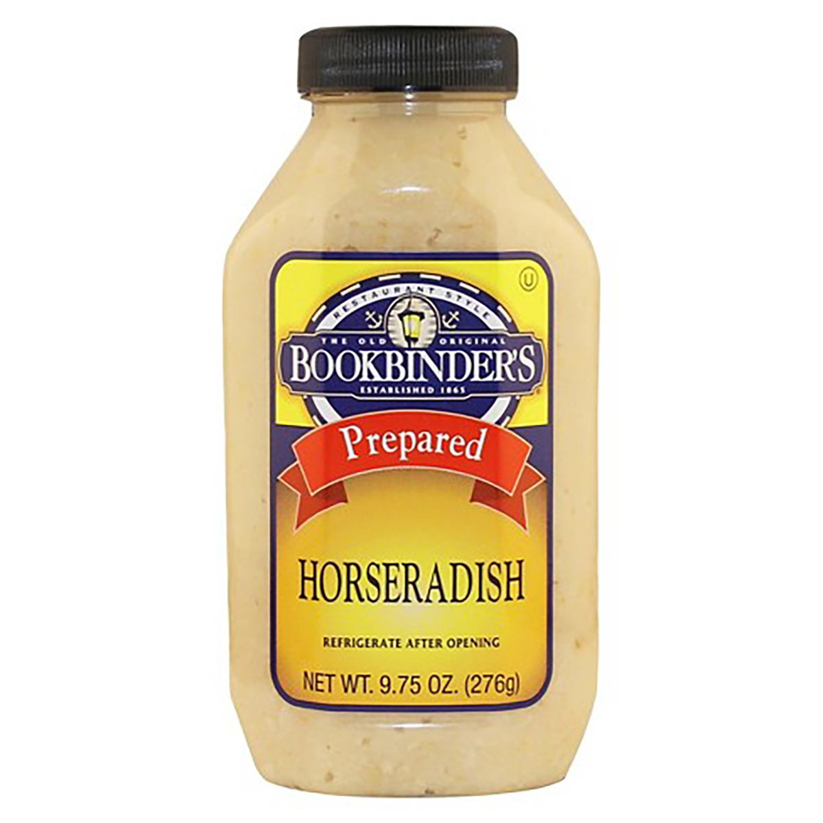 bookbinders prepared horseradish