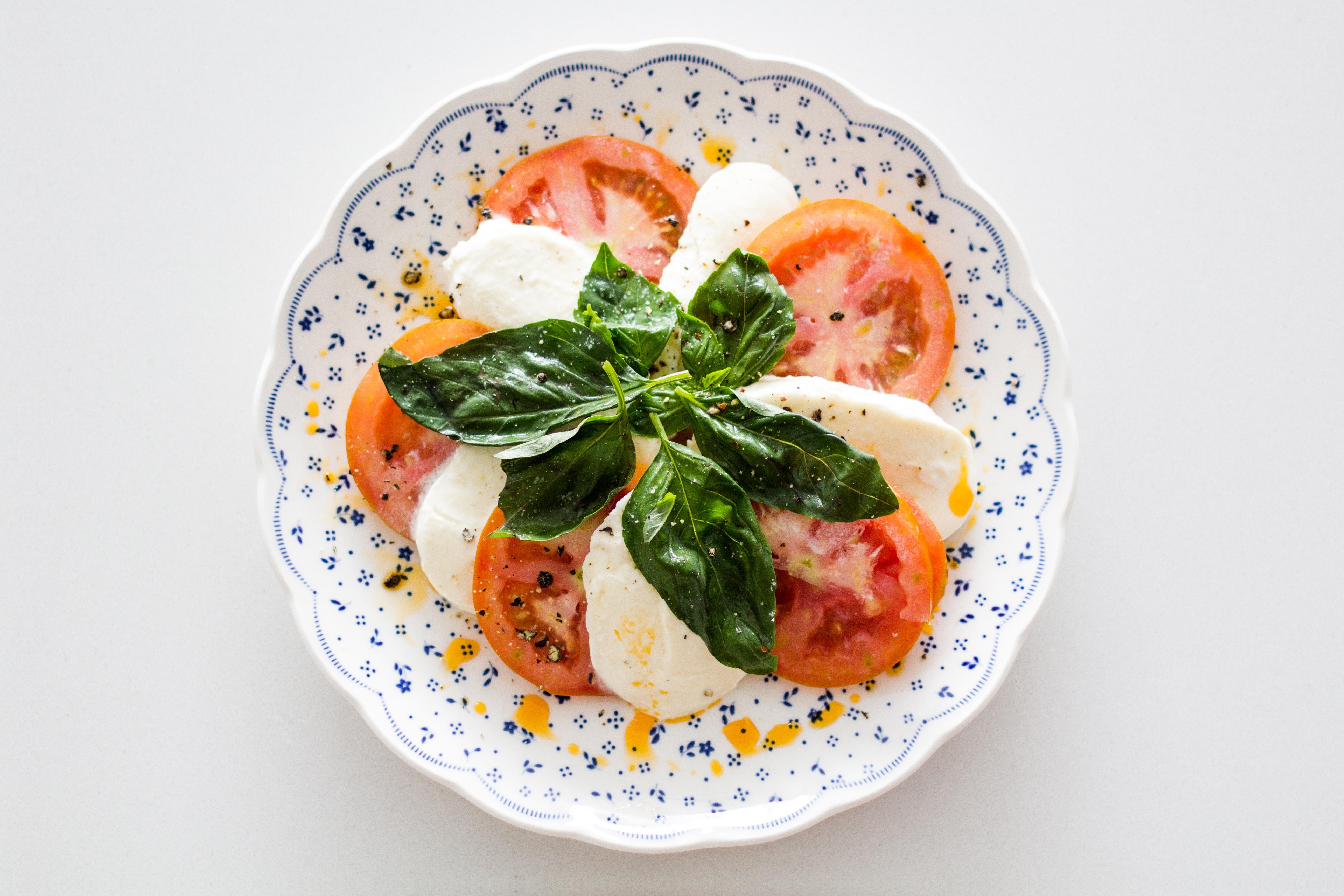 caprese salad low carb diet