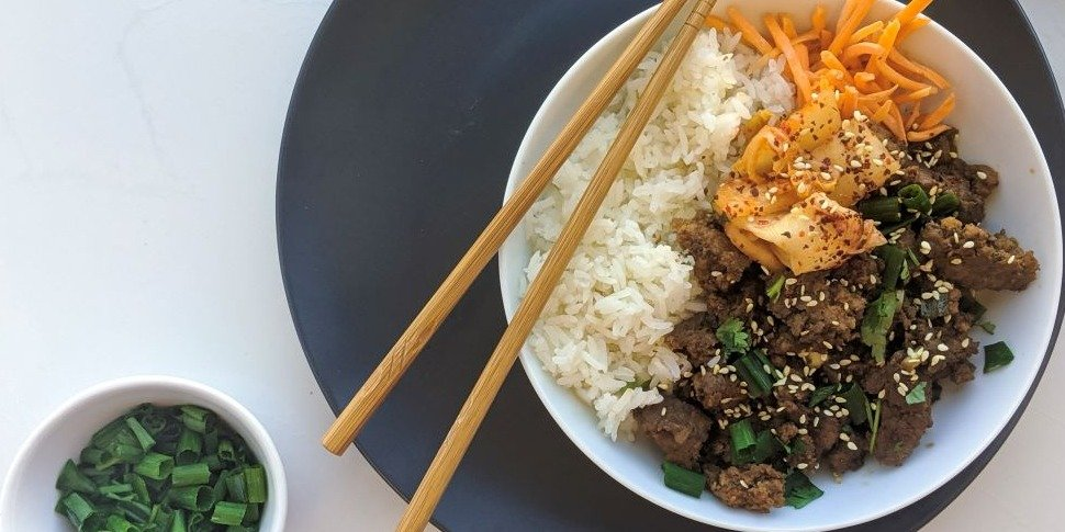 easy-korean-beef-bowl-with-kimchi-recipe-meal-prep-1