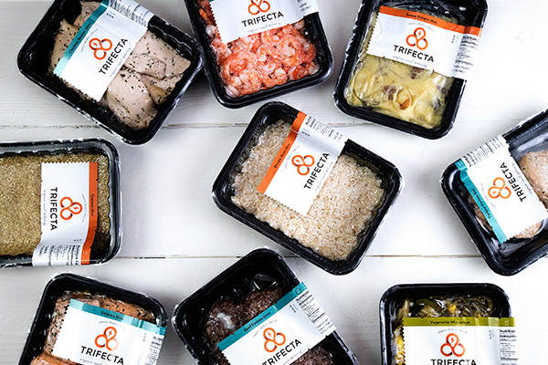 trifecta organic meal delivery