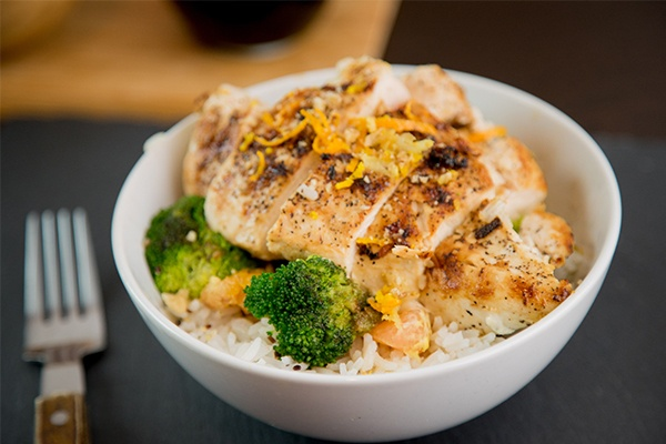 grilled chicken lean protein for weight loss