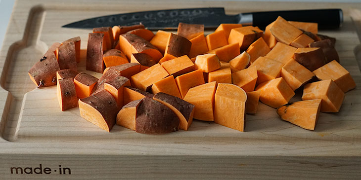 Healthy-Mashed-Sweet-Potato-Recipe-Cut-Sweet-Potatoes