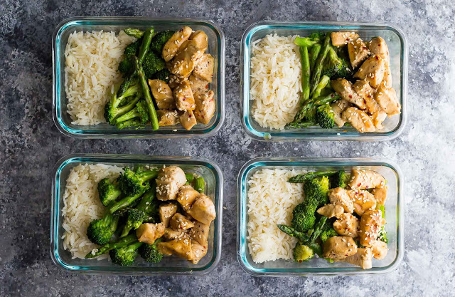 honey-sesame-chicken-lunch-bowls
