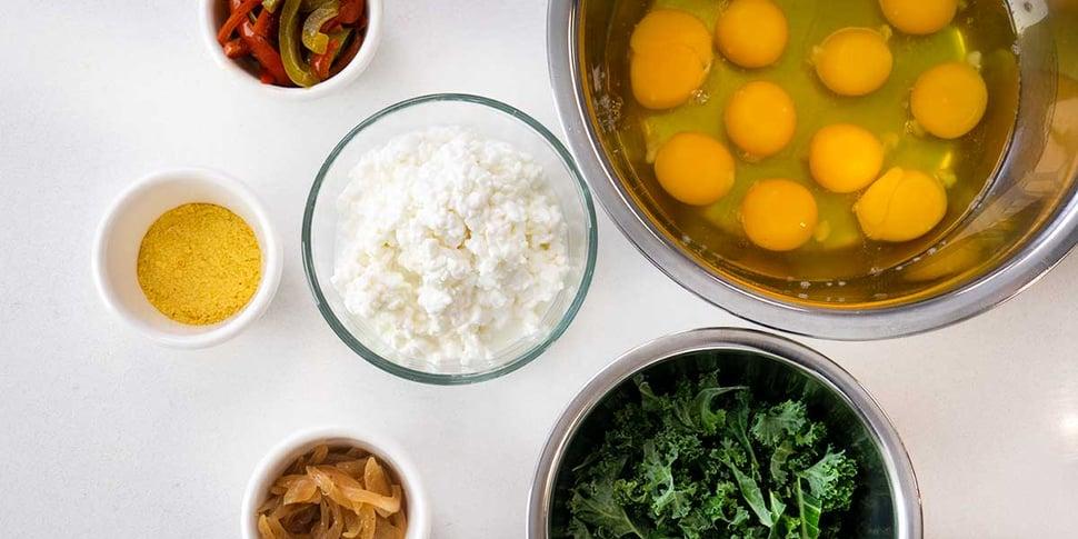ingredients for keto egg bites