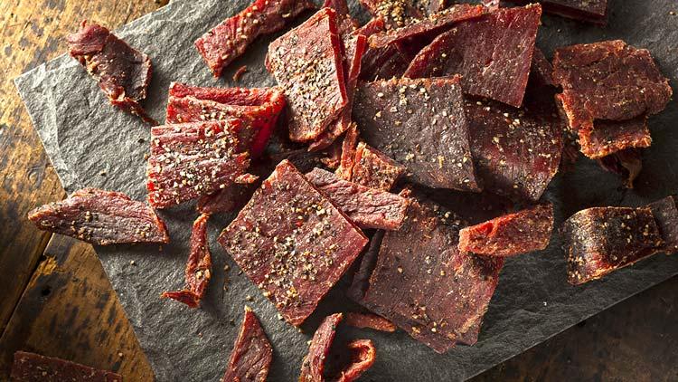 jerky paleo protein snack