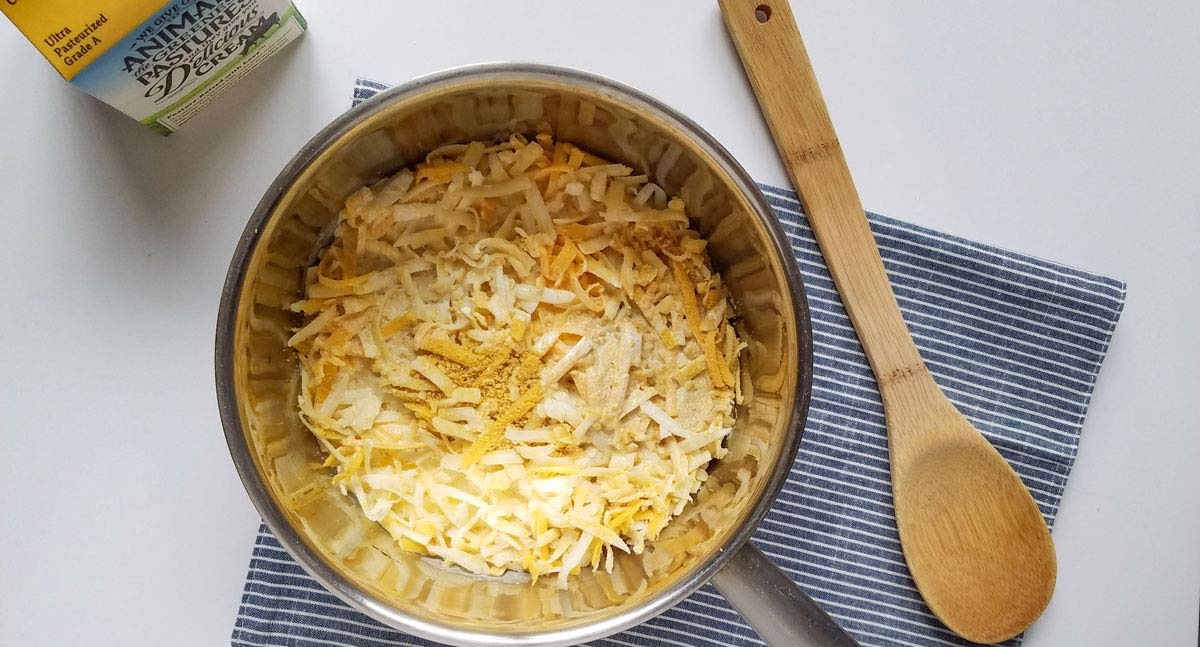 keto cheese sauce