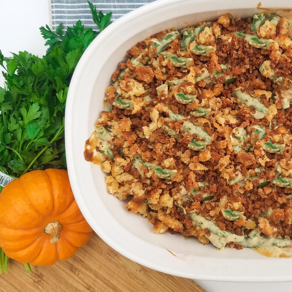 keto-green-bean-casserole