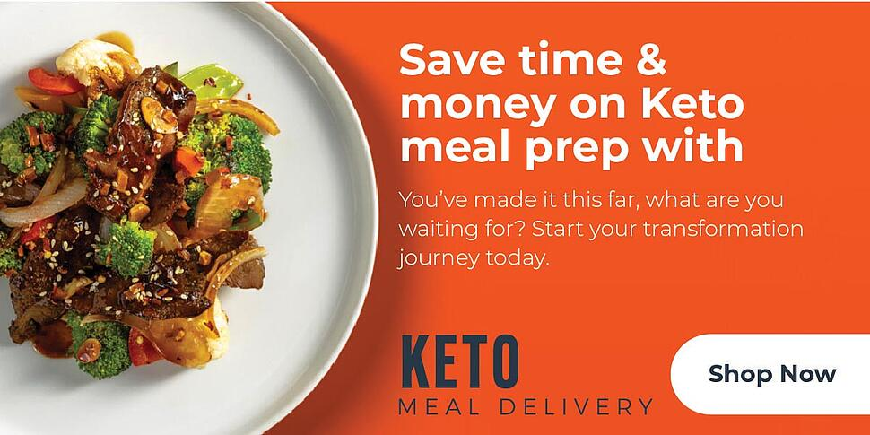 Keto Meal Delivery