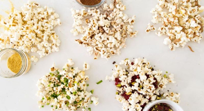low calorie snack options weight loss snacks popcorn