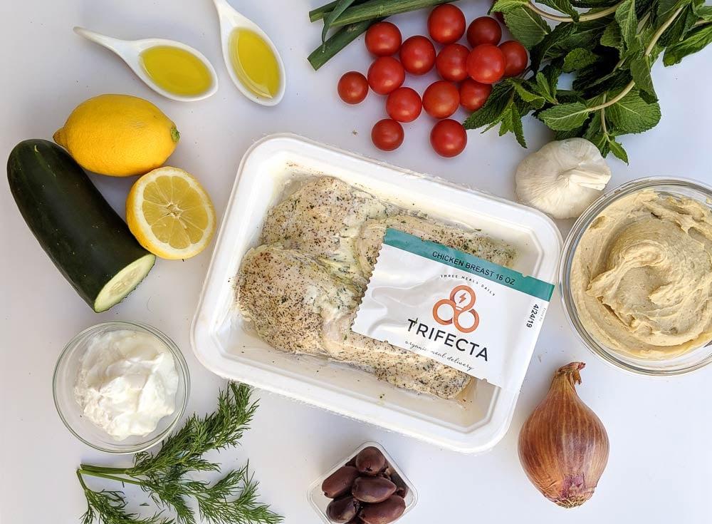 meal prep mediterranean chicken (2)
