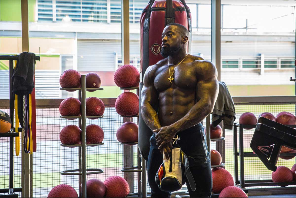 mike rashid vegan