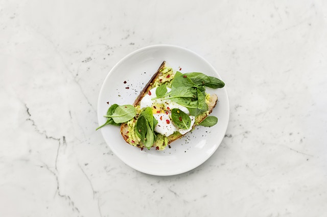 egg avocado toast high protein foods