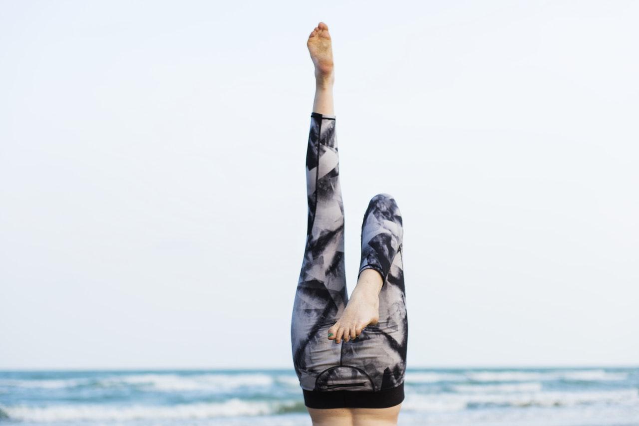 yoga beat holiday stress