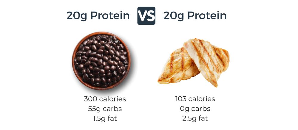 plant-vs-animal-protein-macros-vegan-protein