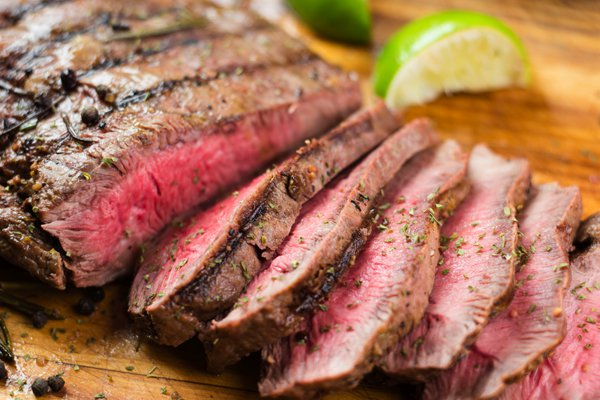 USDA Organic Flat Iron Steak