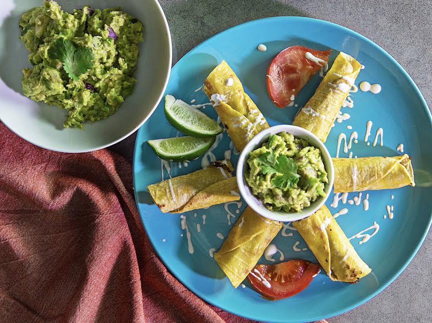 beef-taquitos-chipotle-style-guacamole-recipe