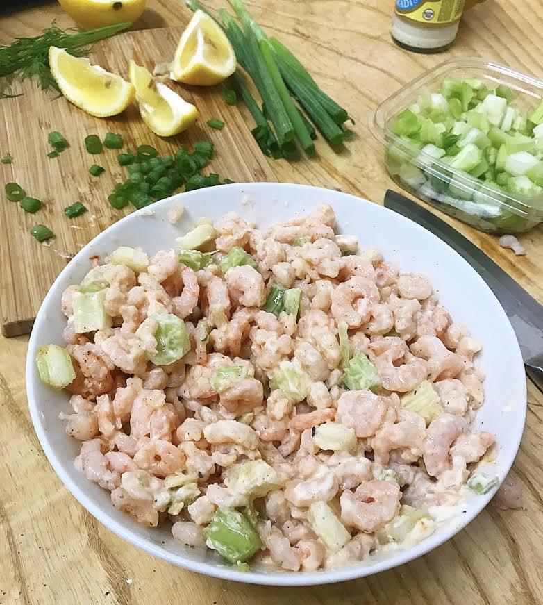Shrimp roll recipes