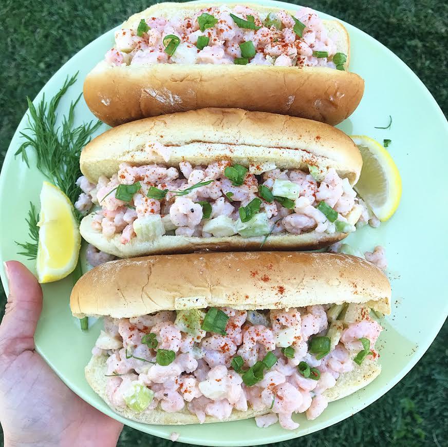 Shrimp roll recipes 2