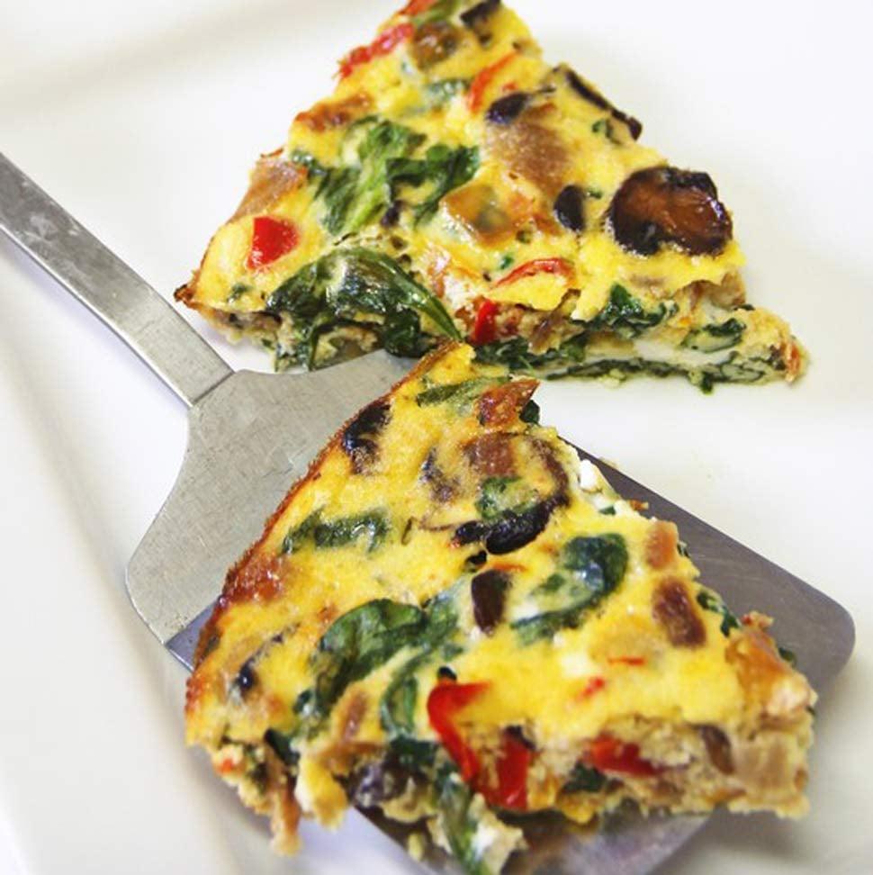 vegetable-egg-white-frittata-recipe-slice