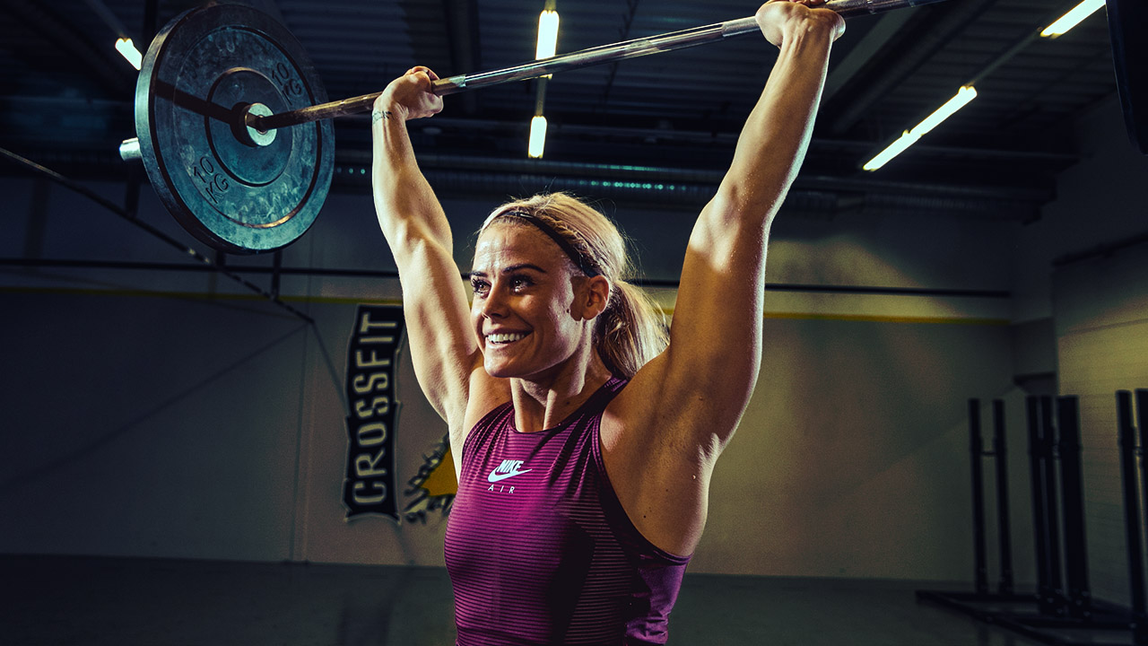 20.4 CrossFit Open - Sara Sigmundsdóttirs Best Workout Advice-blank