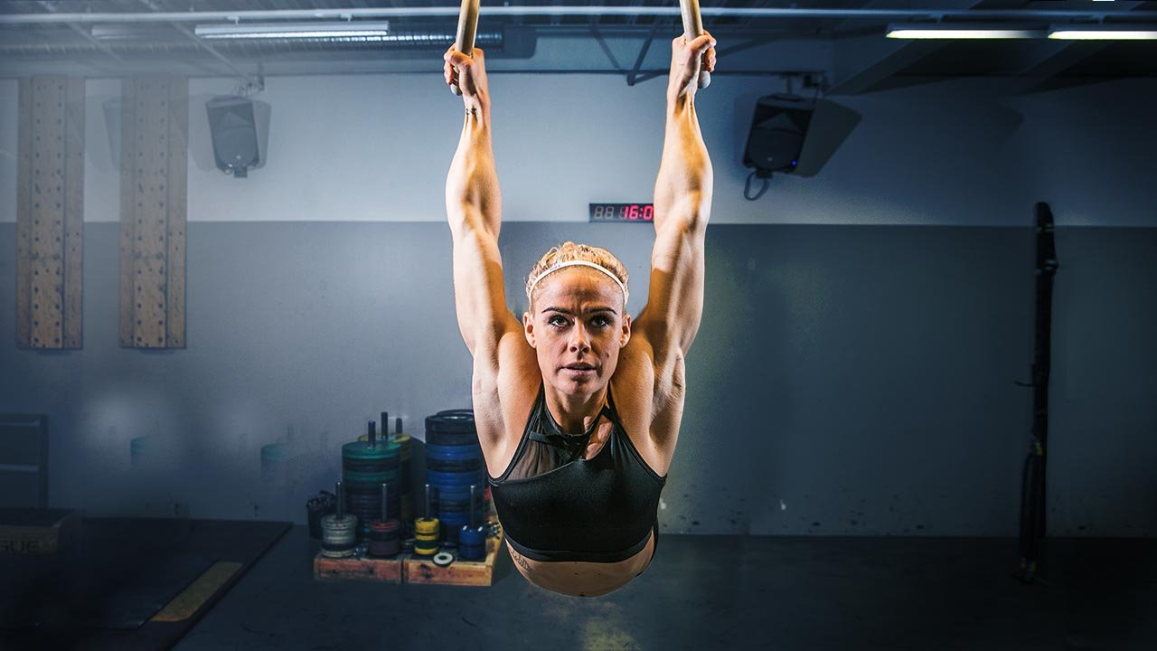 20.5 CrossFit Open - Sara Sigmundsdóttirs Best Workout Advice-blank